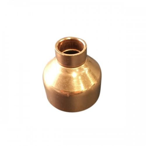 50mm X 20mm Copper Reducer M&F