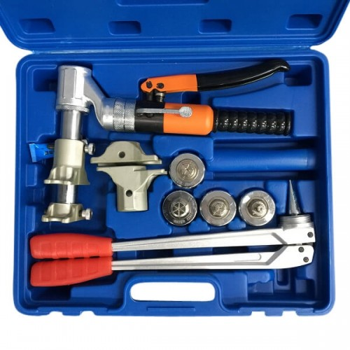 Couta Hydraulic Compact Pex Compression Tool Kit 16mm To