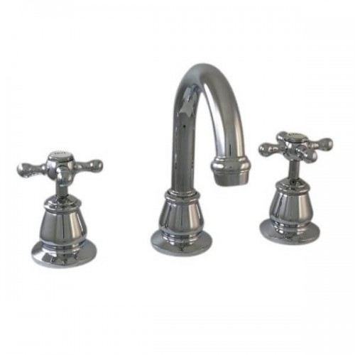 Ewing Pasadena Basin Set Chrome 5 Star 6L/Min TPA05