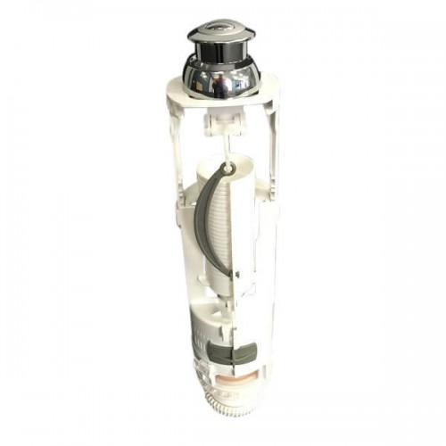 DUAL FLUSH CISTERN OUTLET VALVE Fix-a-Loo Hush Flush Universal Fit