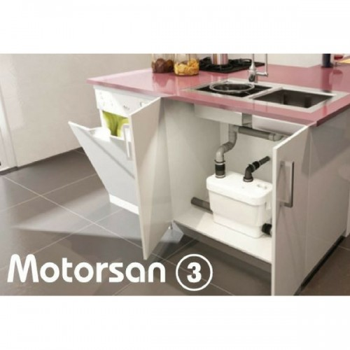 Motorsan 3 Grey Waste Pump