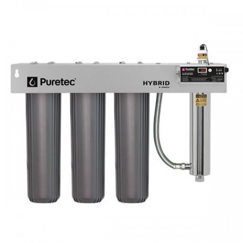 Puretec Hybrid R11 Triple Action Whole House Ultraviolet Water Filter System