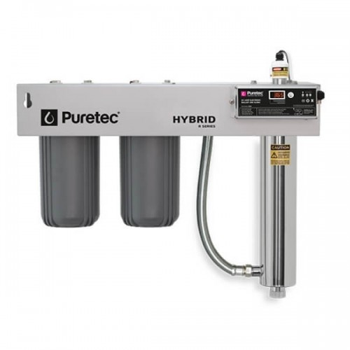 Puretec Hybrid R1 Whole House Ultraviolet Water Filter System