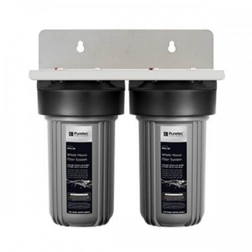 Puretec WH2-30 Whole House MaxiPlus Dual Water Filter System