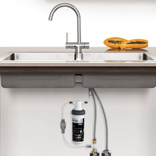 Puretec Z1-T4 Tripla Water Filter Kit Undersink With 3 Way LED Mixer Tap