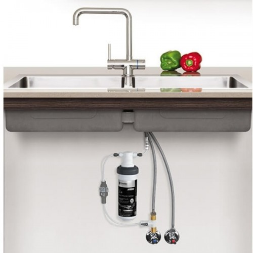 Puretec Z1-T5 Tripla Water Filter Kit Undersink With 3 Way LED Mixer Tap
