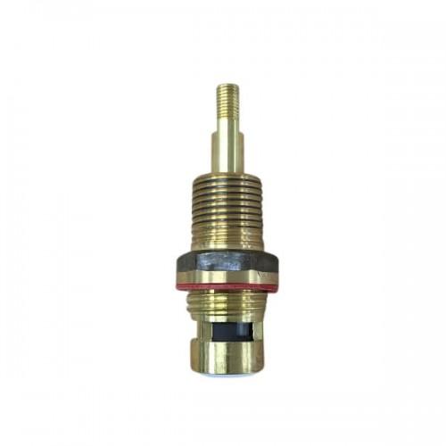 Ram Basin Spindle 80mm 3/4 Turn Normal Ceramic Disc Brass TTSBASS