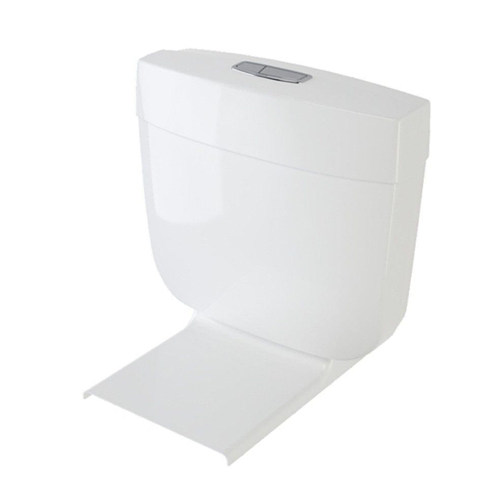 Buy Caroma Slimline White Cistern Amp Seat At Plumbing Sales