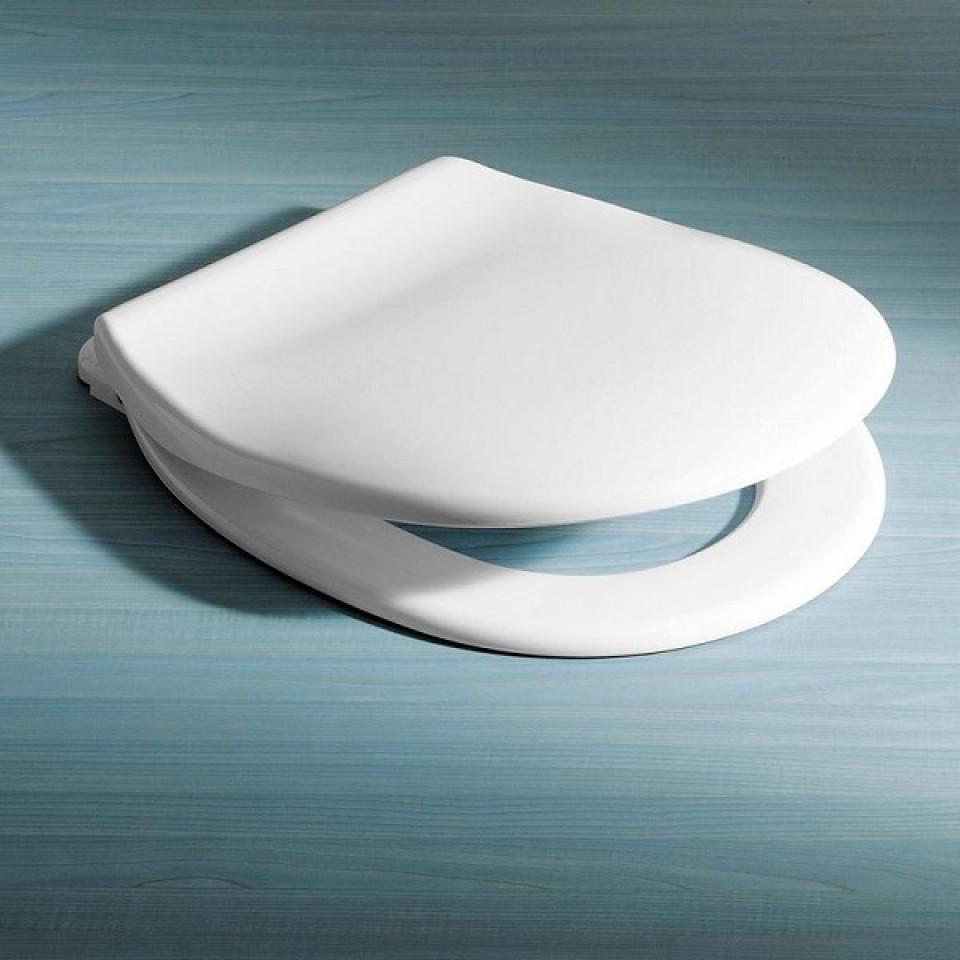 Buy Caroma White Trident Toilet Seats At Plumbing Sales