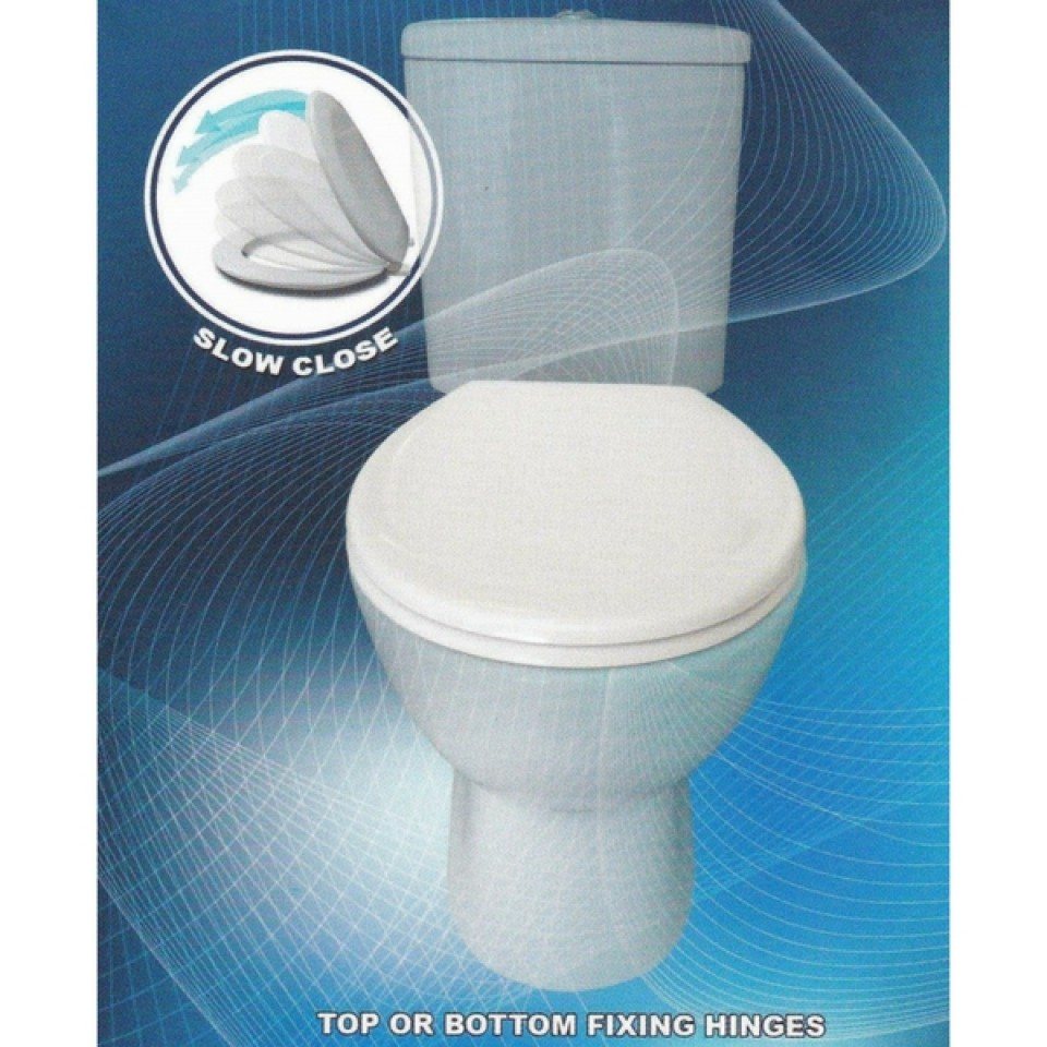 Haron Take Off Toilet Seat Slow Close Plumbing Sales
