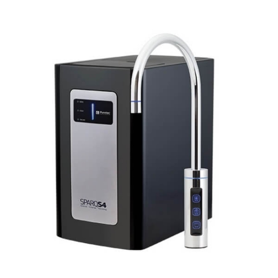 Buy Puretec Sparq S4 Sparkling And Chilled Water Systems
