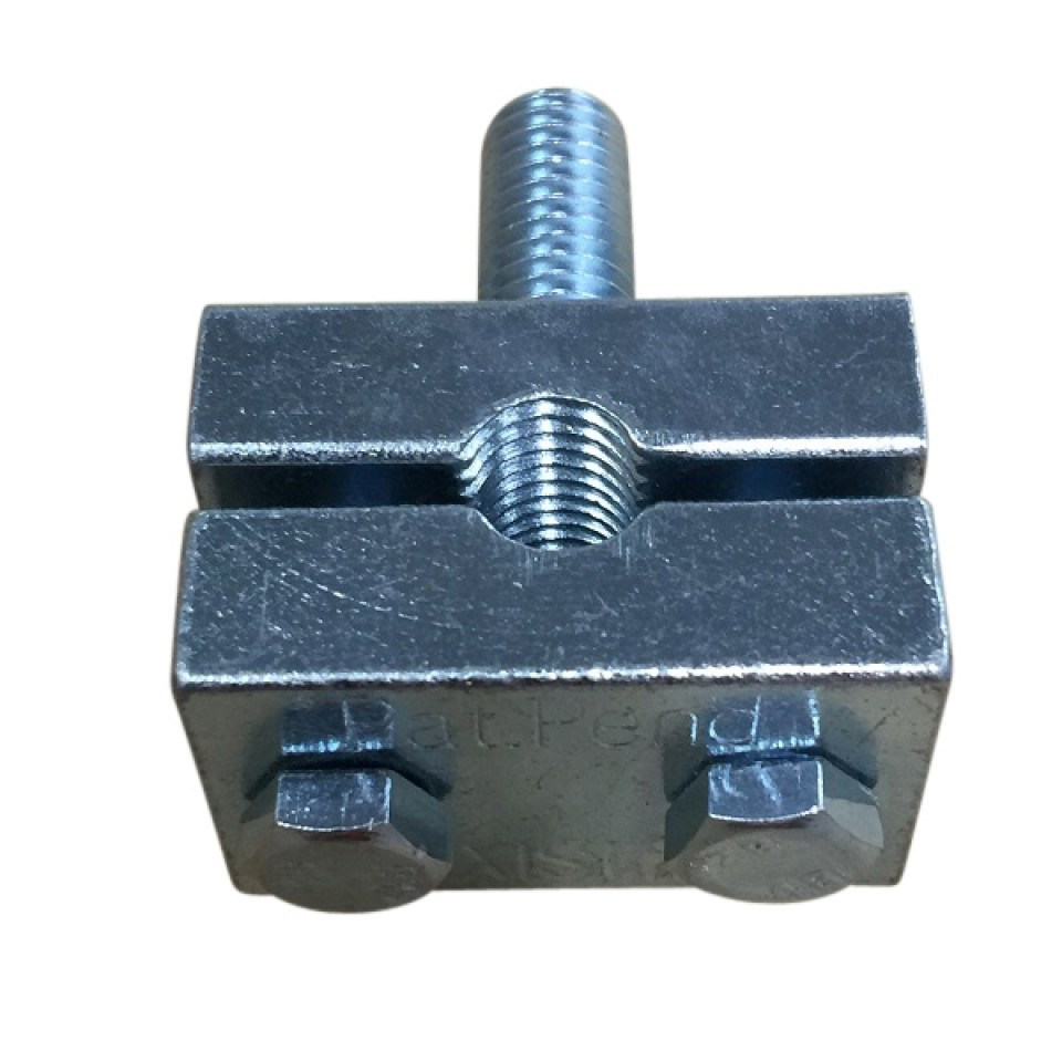 Threaded Rod Clamp Ef2050 M10 Industrial Clips Clips