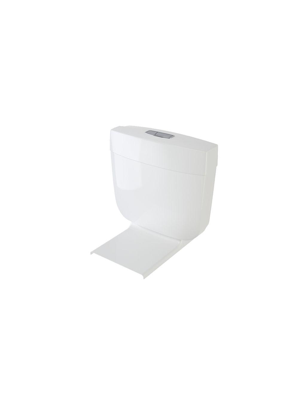 Buy Caroma Slimline White Cistern Seat At Plumbing Sales