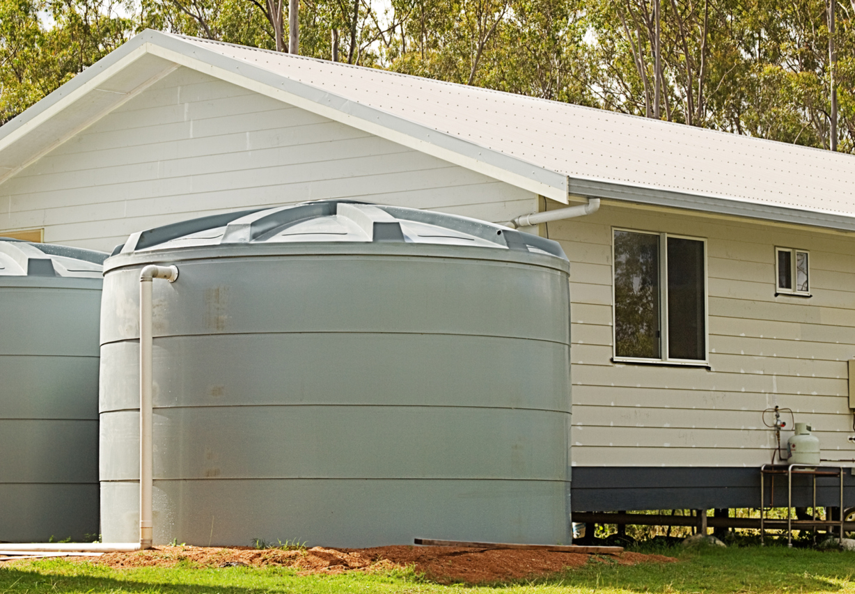Choosing the right replacement water filter cartridges for your rainwater supply