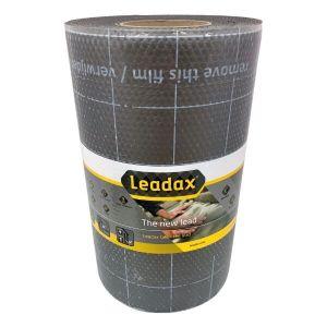 Leadax 400mm X 6m Grey Roof Flashing