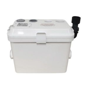 Saniflo Sanifast Commercial Grey Water Pump SWH190 - 2 Available Inlets